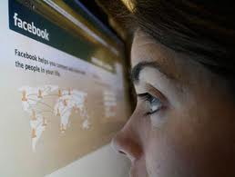 Facebook Addict Image